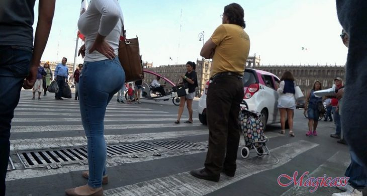 Colombian Sexy Jeans in Mexico