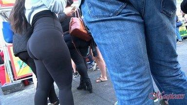 #5 spandex big ass