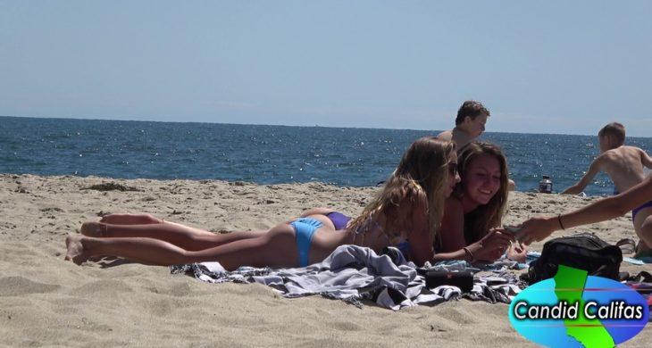 Sexy Teen Bikini Beach