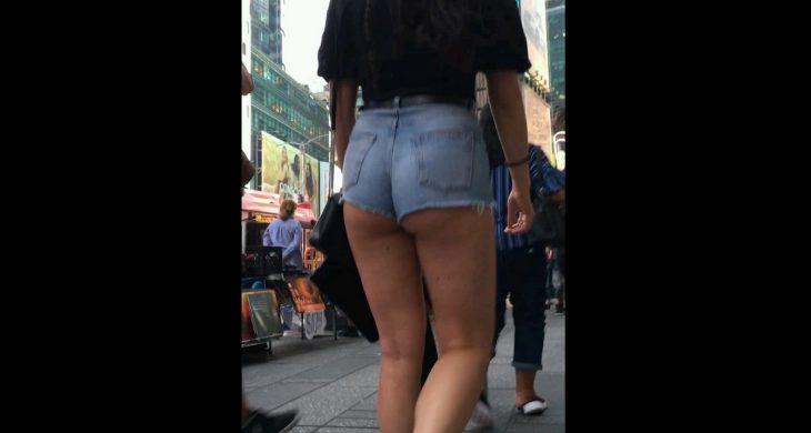 Breakneckcandids Teen Sexy Short