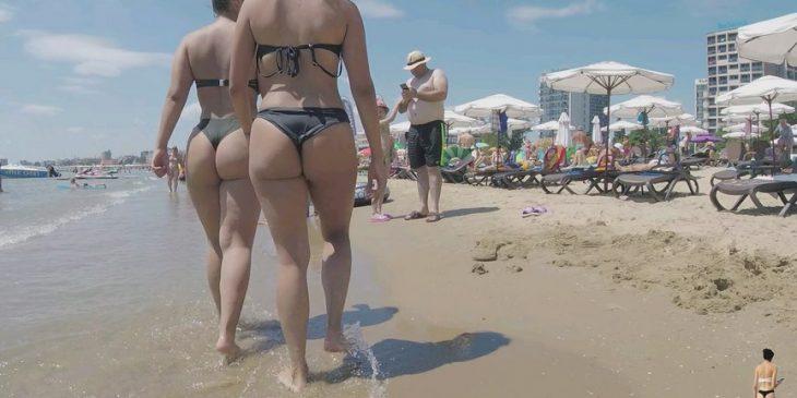 BigBooty Bikini Latina Beach