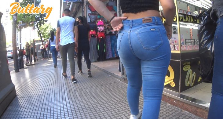 ButtArg Two Teens Sexys Jeans Argentina Booty