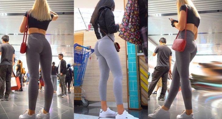 Sexys Girls In Tight Leggings Princessleia