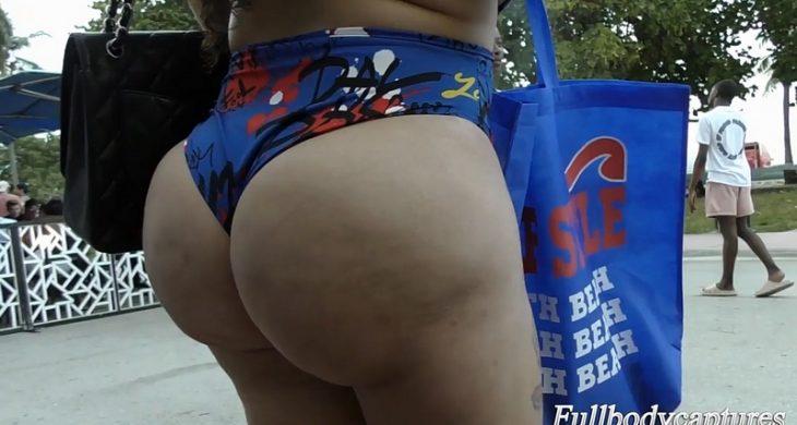 Fullbodycaptures 384 Premium Video Big Booty Bikini