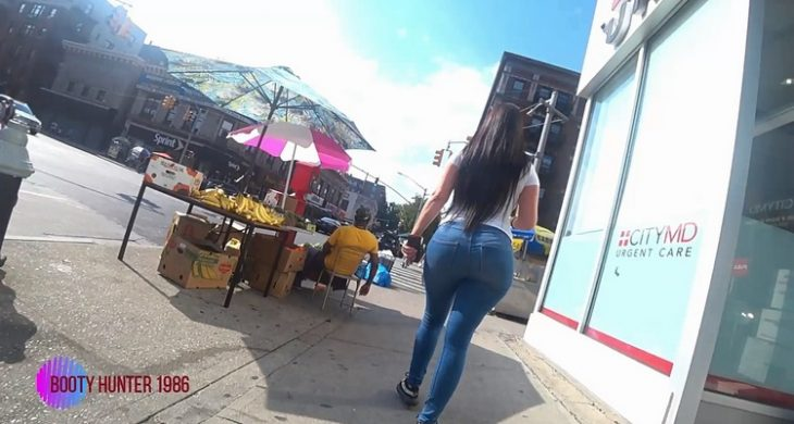 BootyHunter1986 Big Booty Latina in the Jeans