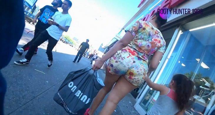 Sexy Mom Latina Brunette Big Booty BootyHunter1986